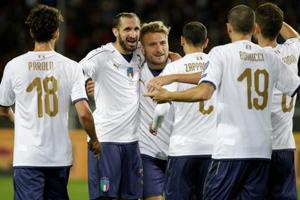 Italy to face Sweden, Croatia take on Greece in 2018 World Cup...
