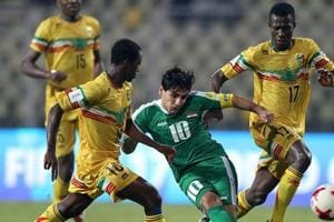 FIFA U-17 World Cup: Mali sail into quarter-final with 5-1 thrashing...