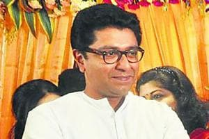 Is the future tense for Raj Thackeray and his MNS?