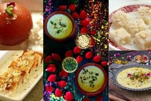 Diwali recipes: Apple coconut barfi to shahi tukda, 5 desserts with a...