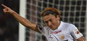 East Bengal's Katsumi Yusa, who has made a reputation for himself playing in the I-League and NorthEast United FCin the Indian Super League (ISL), was a ward of Yoshiro Moriyama -- Japan FIFAU-17 World Cup football team -- at Sanfrecce Hiroshima.