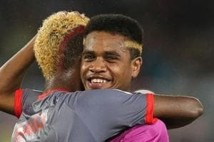 A 1-1 draw against Japan in their last FIFA U-17 World Cup Group E match in Kolkata has infused hope for football in New Caledonia, France's overseas territory, whose biggest star in the sport has been Christian Karembeu, who has won the World Cup and Euro with France national football team