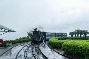Back in action: Toy train service in Darjeeling hills to resume from...