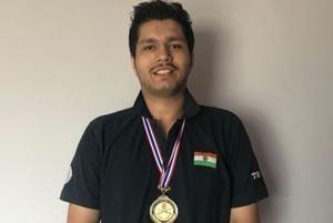 Divye Pratap Singh shoots gold in Thailand Championship