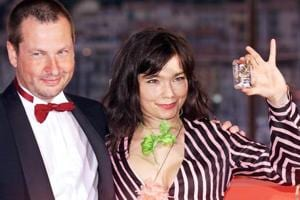 Pop singer Bjork accuses Danish filmmaker Lars von Trier of sexual...