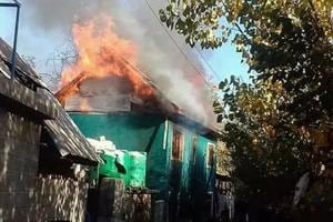 Slain PDP leader's house set on fire in Jammu and Kashmir's Shopian