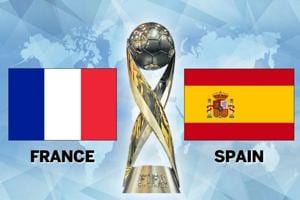 FIFA U-17 World Cup, France vs Spain, Live football score, Rd of 16