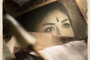 On Keerthy Suresh's birthday, makers release new 'sepia' pic of...