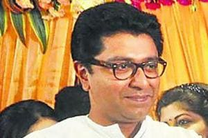 While Raj Thackeray was sleeping…