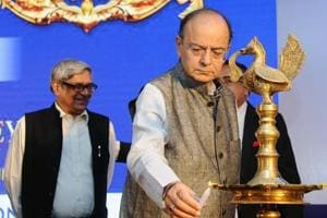 On Dhanteras, Arun Jaitley launches options trading to help formalise...
