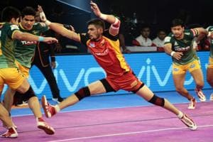 Pro Kabaddi League: UP Yoddha crush Bengaluru Bulls in penultimate...
