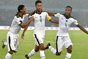Ghana will take on Niger in their FIFA U-17 World Cup Round of 16 encounter on Wednesday.