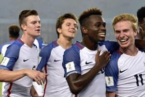 FIFA U-17 World Cup: Tim Weah proud of beauty in his goals against...
