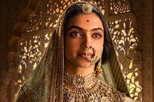 Padmavati has been an extremely exhausting experience, says Deepika...