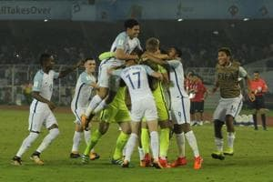 FIFA U-17 World Cup: England held goalless by gritty Japan, win on...