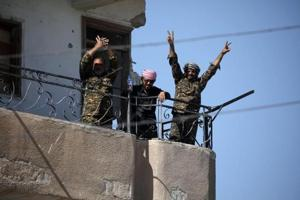 Raqqa falls, Islamic State cleared from Syrian city: Monitoring group
