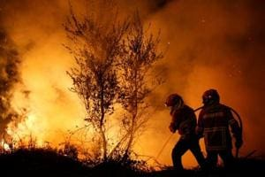 Portugal's government faces no-confidence vote after forest fires kill...