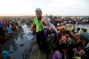 800k Rohingya flee to Bangladesh: A look at biggest refugee camps in...