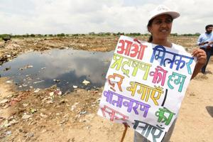 NGT refuses to allow garbage dumping in Noida Sector 138A