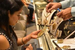 Dhanteras buying fails to lift gold prices