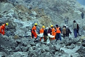 Six killed, one wounded in coal mine collapse in Turkey's Sirnak