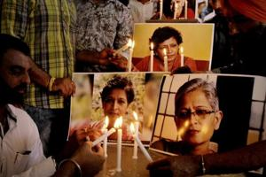 Gauri Lankesh murder: SIT extracts enlarged photo of youth on recce