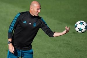 How Zinedine Zidane is a big factor in France vs Spain clash at FIFA...