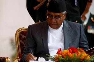 Prachanda's Maoist party to quit Deuba govt: Report