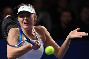 Maria Sharapova loses to Magdalena Rybarikova in Kremlin Cup return