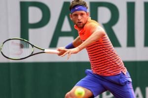 Filip Krajinovic stuns Andrey Rublev in Moscow, David Ferrer through...