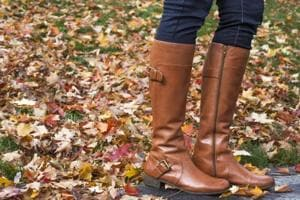 Want to know how to keep your winter footwear game strong? Try these...