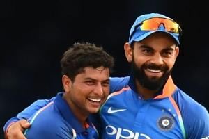 Concrete Kuldeep Yadav cements place in Indian cricket team attack