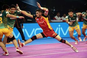 Pro Kabaddi: Rohit Kumar raids into record books as Bengaluru Bulls...