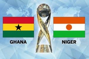 FIFA U-17 World Cup, Ghana vs Niger, Live football score, Round of 16:...