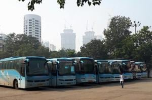Day 2 of MSRTC bus strike: People struggle, govt warns drivers to end...