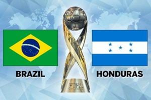 FIFA U-17 World Cup, Brazil vs Honduras, Live football score, Round of...
