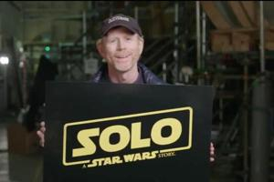 Solo: Director Ron Howard announces the title of the new Star Wars...
