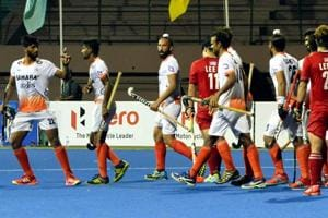 Asia Cup hockey: Gurjant Singh salvages hard-fought draw for India vs...