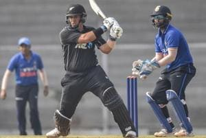 India vs New Zealand: Kiwis eye better show vs Board President's XI in...