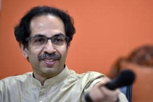 Where is the Diwali of 'achche din'? Shiv Sena targets Centre