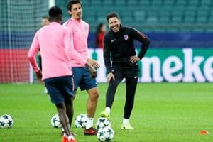 Champions League: Diego Simeone's Atletico Madrid wary of Qarabag FK...