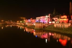All set for 'grandest' Diwali in Ayodhya