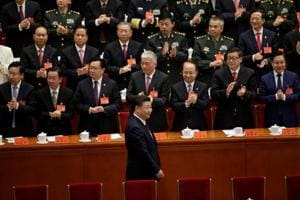 Amid strained ties, North Korea congratulates China on Communist Party...