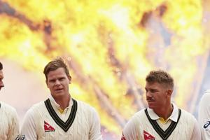 Marcus Trescothick slams David Warner's 'pathetic' comments in Ashes...