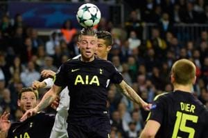 Tottenham Hotspur hold Real Madrid C.F, Manchester City down Napoli