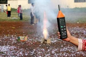 MPCB conducted tests on 23 different types of crackers and found that the traditional bomb and sound-producing crackers have lower decibel levels this year.