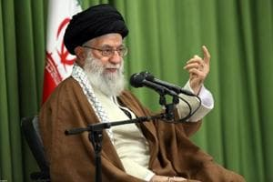 Ayatollah Ali Khamenei says Iran will 'shred' nuclear deal if US quits...