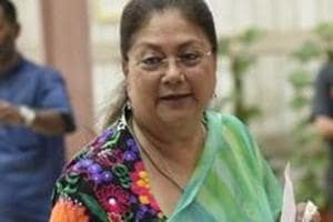 Ambulance in Vasundhara Raje's cavalcade carries expired injections