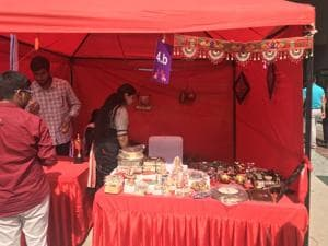 Gurgaon corporate houses celebrate with rangoli, flowers, lights