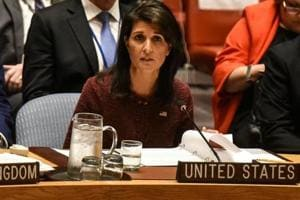 Veto stands between India and UNSC seat: Nikki Haley